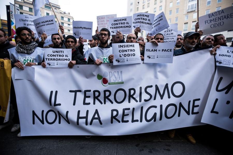 contro terrorismo
